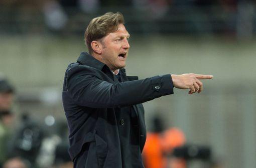 Ralph Hasenhüttl wird beim VfB heiß gehandelt