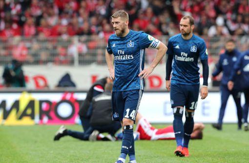 Wiederaufstieg  nach Niederlage gegen Ingolstadt in Gefahr