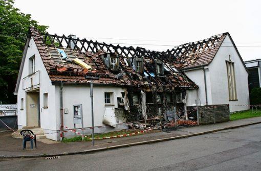 Spendenkonto eingerichtet: Großbrand beim Turnverein hinterlässt tiefe Spuren