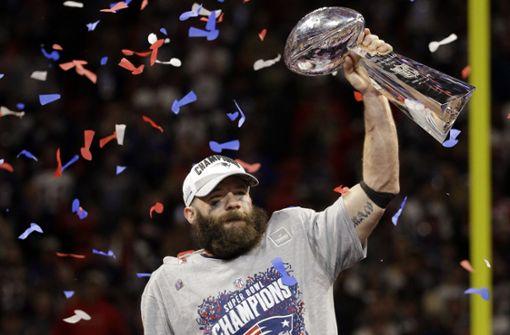 Patriots-Profi zum wertvollsten Super-Bowl-Spieler gekürt
