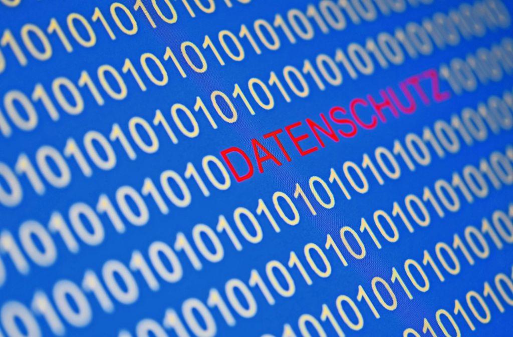 Der Bundesrat hat zahlreiche Änderungen beim Datenschutz beschlossen. (Symbolbild) Foto: dpa/Patrick Pleul