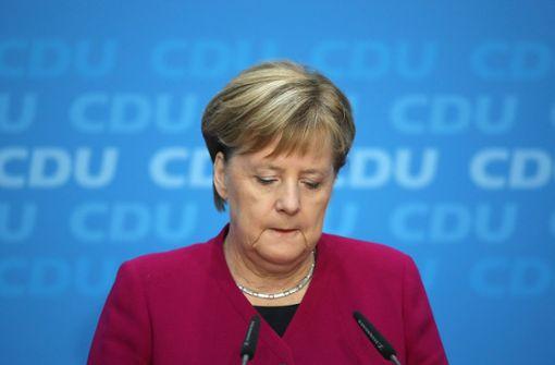 Das sagt die internationale Presse zu Merkels Rückzug