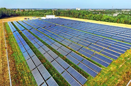 Solarthermiepark am Römerhügel wird noch größer