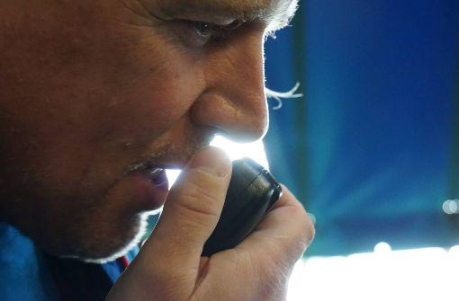 Telefonieren vom Dach der Welt
