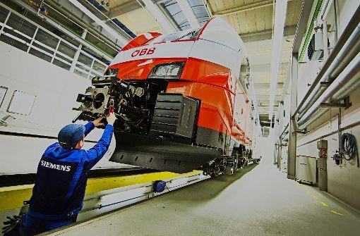 Siemens baut in Deutschland erneut ab