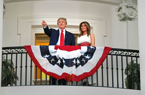 Trumps Strategie: immer extremer für die Kernwähler