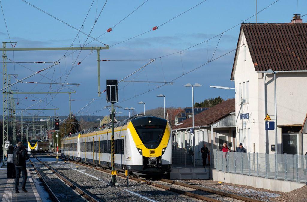 Die Breisgau-S-Bahn macht Probleme. Foto: imago images/Eibner/Memmler
