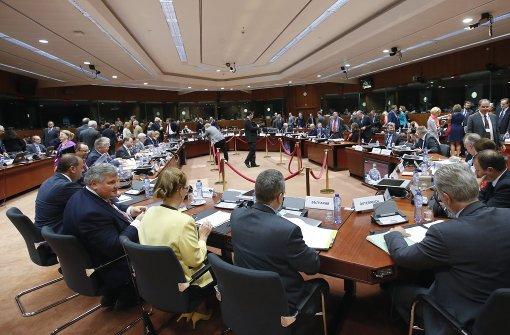 EU-Kommission äußert sich zu Zeitplan