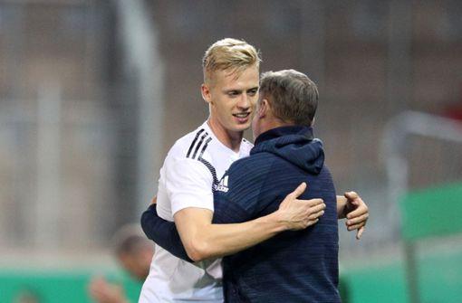 Timo Baumgartl und Co. besiegen auch Irland