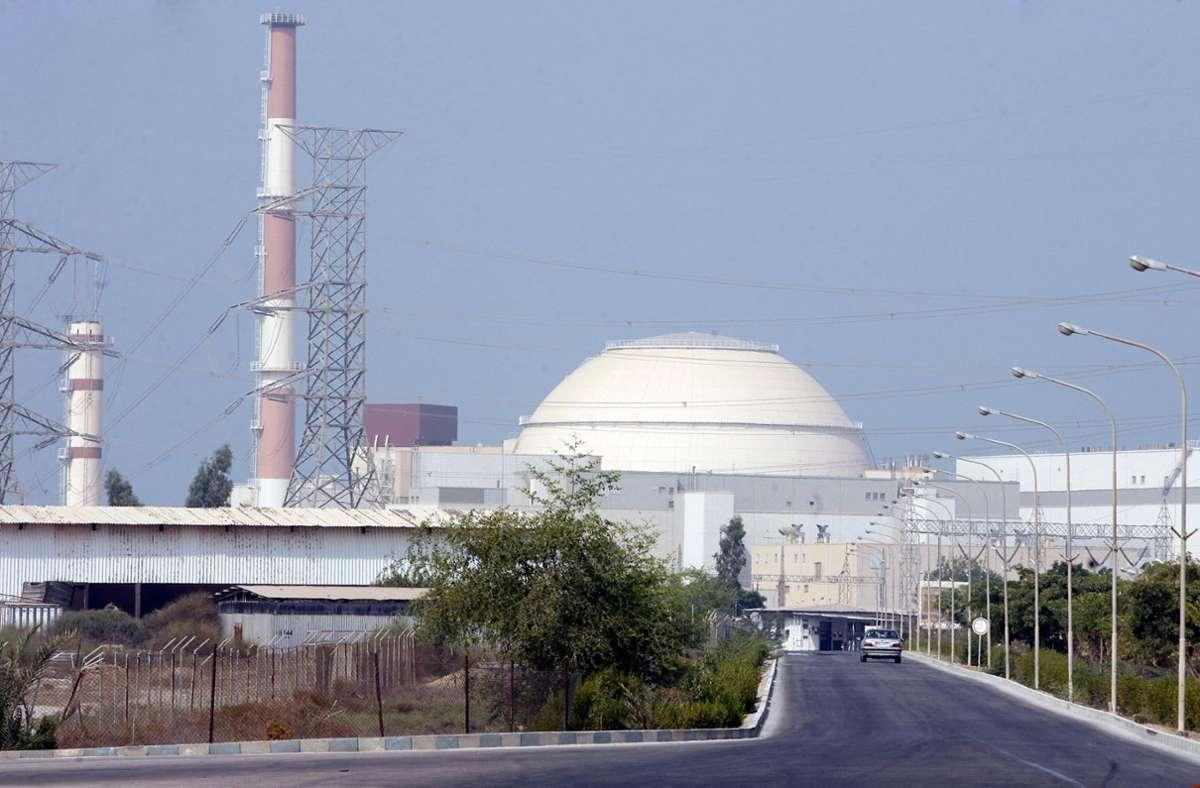 Der Iran will der Atomenergiebehörde nur noch beschränkten Zugang zu seinen Anlagen gewähren. Foto: dpa/ABEDIN TAHERKENAREH