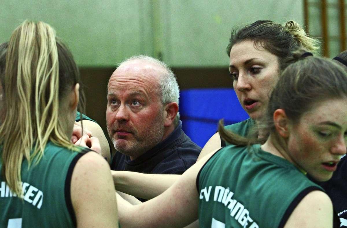 Der Trainer Marcus Dippel wird wohl einige neue Talente in seinem Kader begrüßen können. Foto: Archiv Yavuz Dural