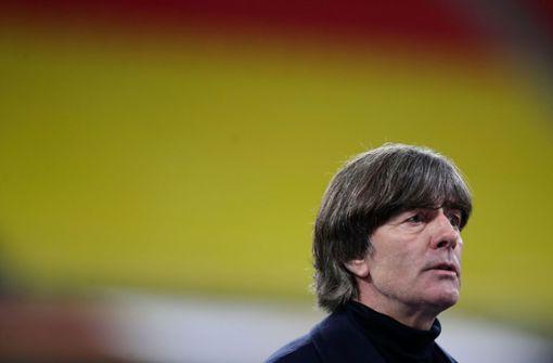 Der  ewige Bundestrainer kann nicht loslassen