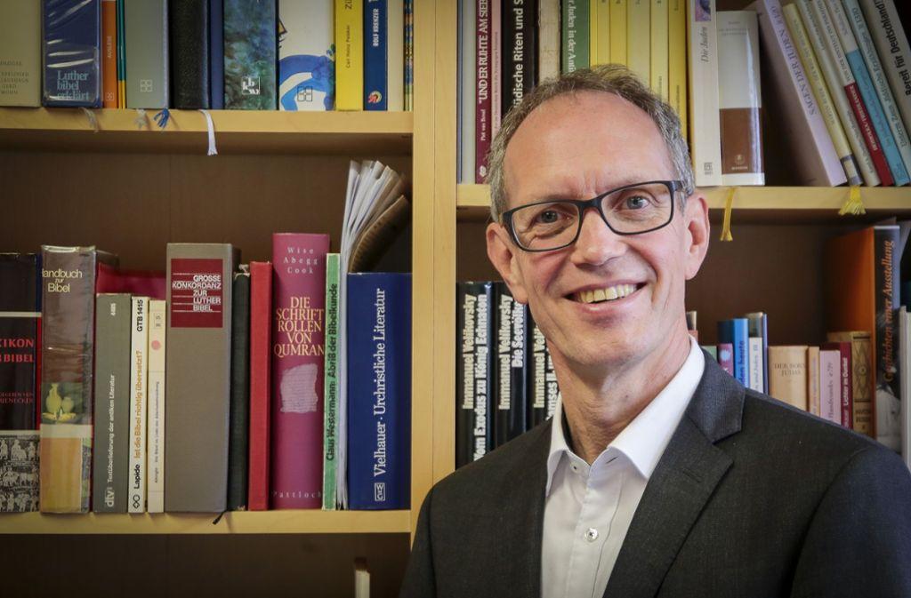 Andreas Löw ist neuer Schuldekan von Ludwigsburg und Besigheim. Foto: factum/Granville