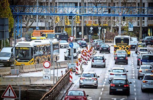 Stoppsignal  für Diesel bis Euro 4