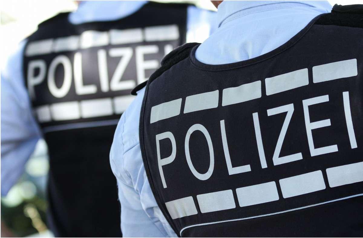 """Todesfall in Weil im Schönbuch. Polizei wird wegen """"psychischer Ausnahmesituation"""" alarmiert Foto: dpa/Silas Stein"""