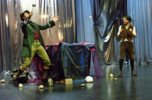 Schüler opfern ihre Freizeit einer Oper
