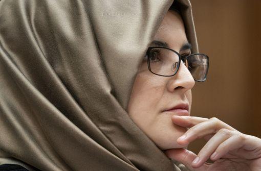 Verlobte Hatice Cengiz fordert Reaktion der USA