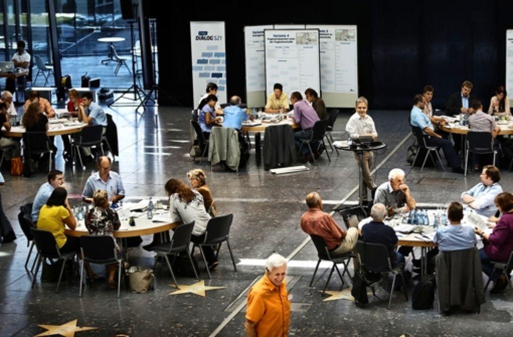Nach dem Filderdialog (Bild) stellt sich in Foto: Archiv Zweygarth