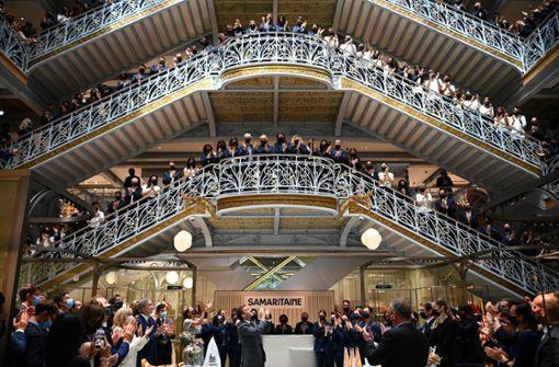 Ein neuer Prunk-Palast für Paris