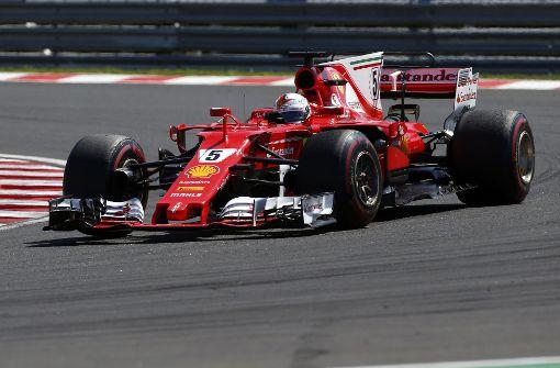 Sebastian Vettel gewinnt Großen Preis von Ungarn