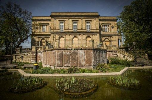 Die Villa Berg liegt im Dornröschenschlaf – wer küsst sie wieder wach? Foto: Zweygarth