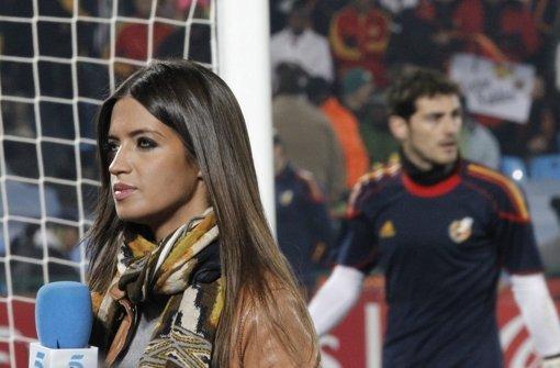 Iker Casillas und Sara Carbonero im Elternglück