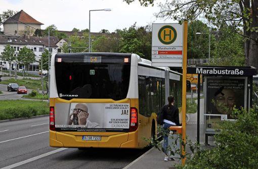 Verlängerung der Buslinie 54