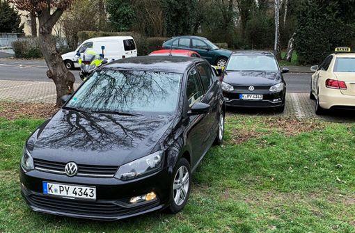 Taxiunternehmer findet Zwillingsauto
