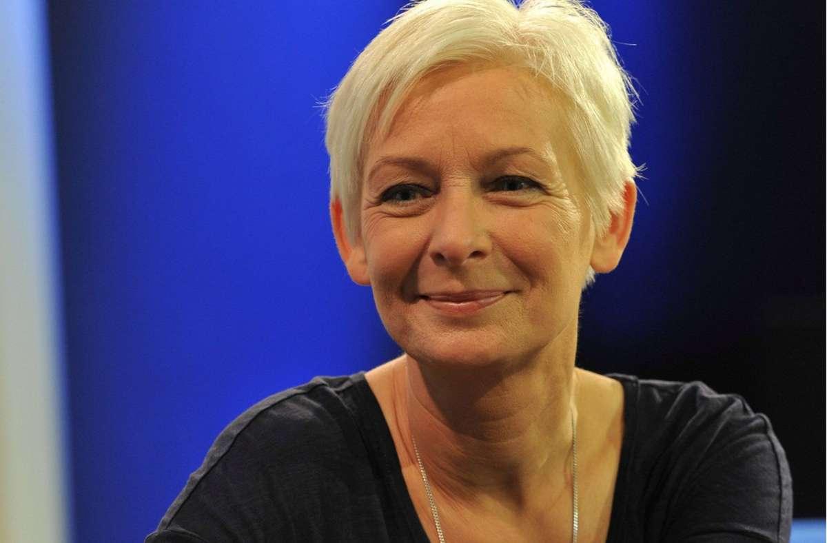 Expertin für Nischensprachen: Dörte Hansen Foto: imago/teutopress