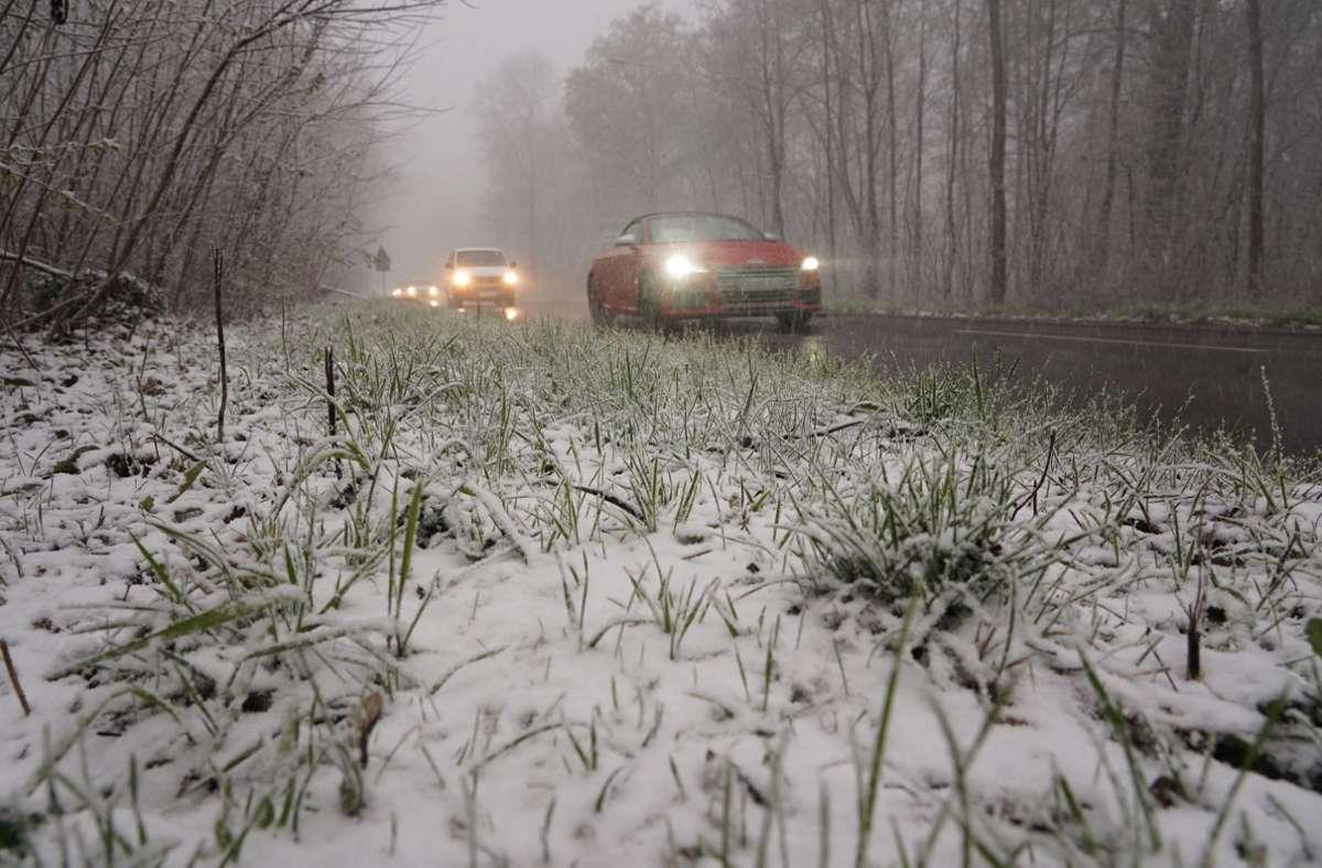 Nur wenige dürften sich im Frühling über die weiße Pracht freuen. Foto: Fotoagentur-Stuttg/Andreas Rosar