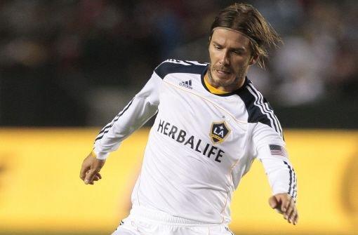 Warum holt Magath nicht Beckham?