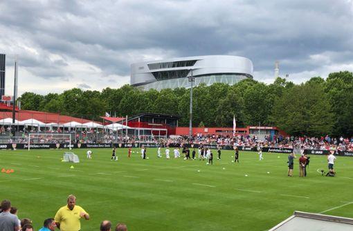 Liveblog: Erster Aufgalopp des VfB nach der Pause