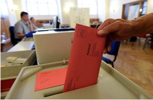 8,5 Millionen dürfen Stimme abgeben