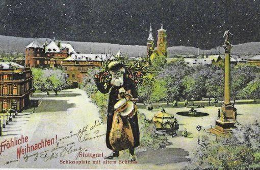 Als Stuttgarts Hügel fast unbewohnt waren