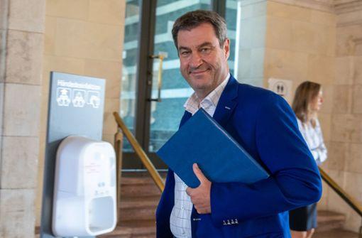 Bayern sehen Söder als Top-Kanzlerkandidaten