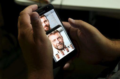 Experten warnen vor Gesichts-App