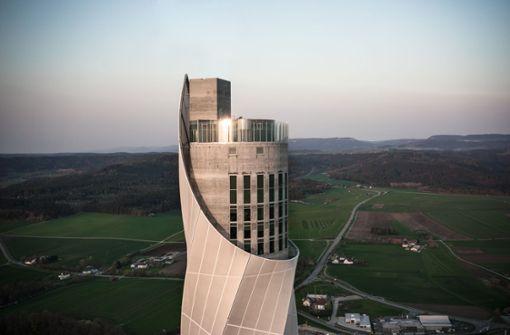 Ein Negligé für einen Turm