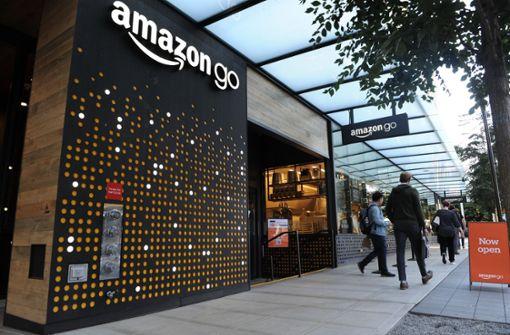 Online-Händler plant 3000 Läden ohne Kassen