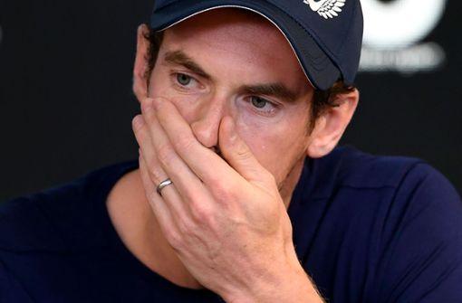 Tennisstar verkündet unter Tränen Karriereende