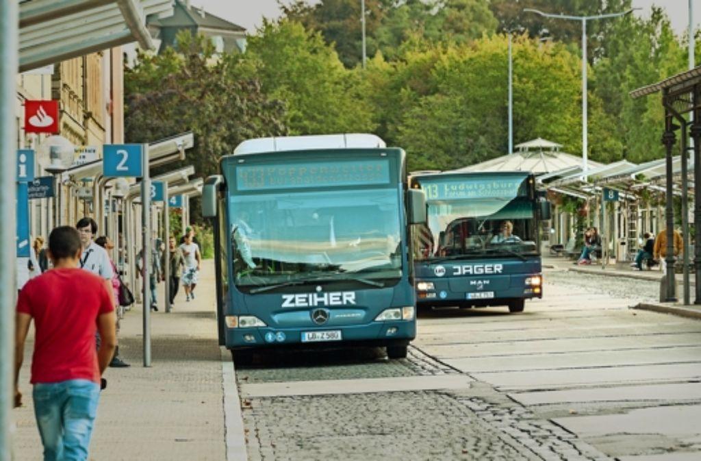 Damit der öffentliche Nahverkehr mindestens so gut bleibt wie bisher, will der Landkreis vom Jahr 2020 an als Großfinanzier einsteigen. Foto: factum/Archiv