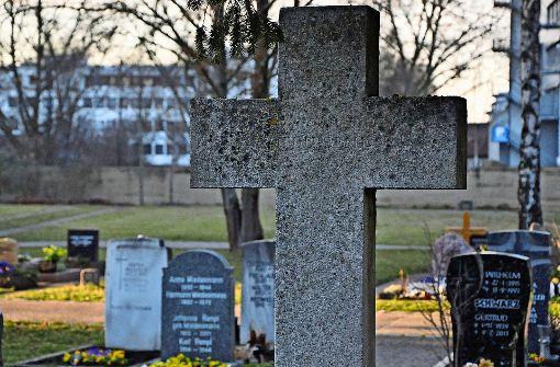 Pflegearme Gräber liegen im Trend