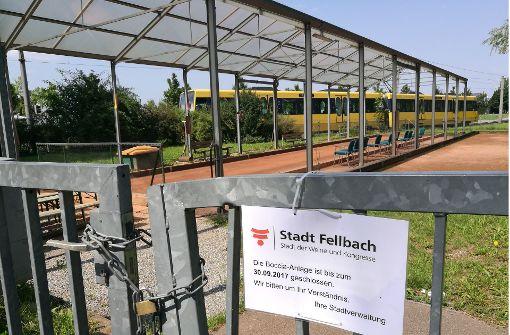 Ärger unter Spielern bremst Boccia-Bahn