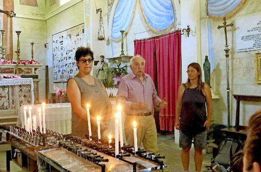 Sant'Anna soll im Gedächtnis bleiben