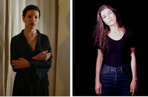Zwei mysteriöse Musikerinnen