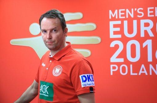 Deutsche Handballer mit neuen Zielen