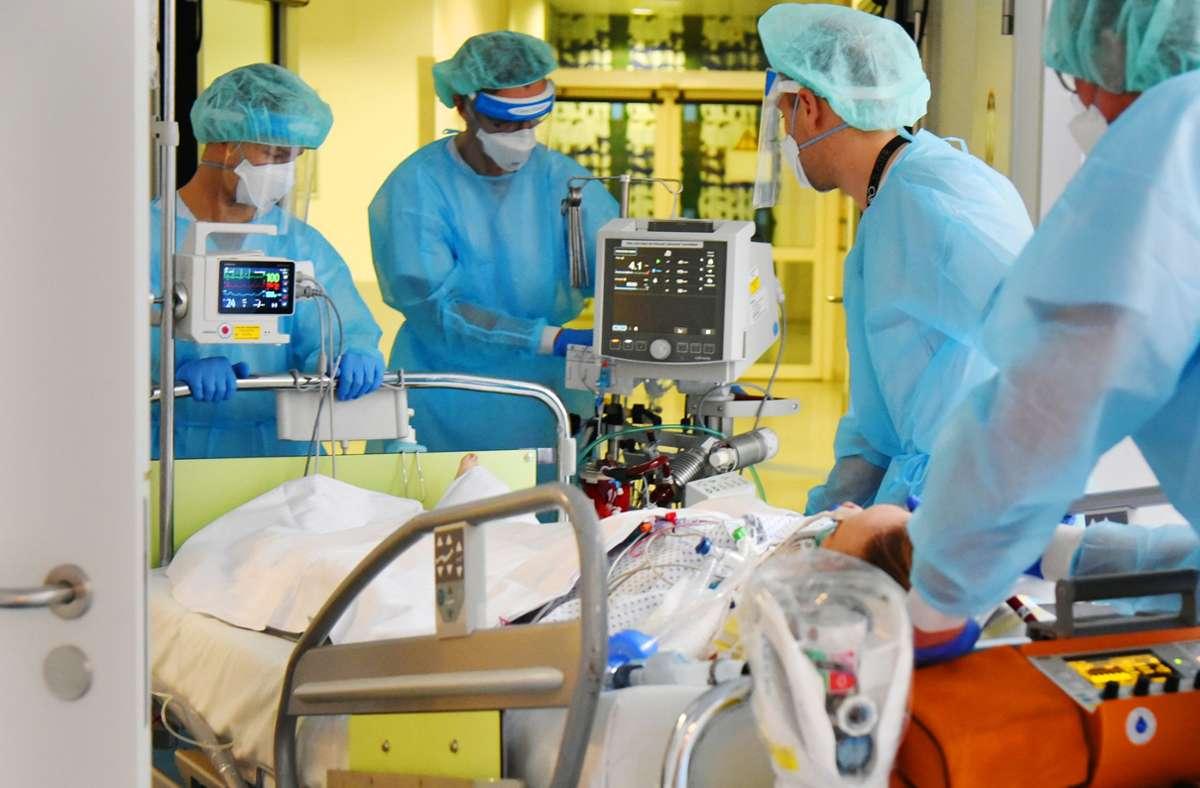 Für Krankenhäuser sollen besondere Vorkehrungen getroffen werden. Foto: dpa/Waltraud Grubitzsch