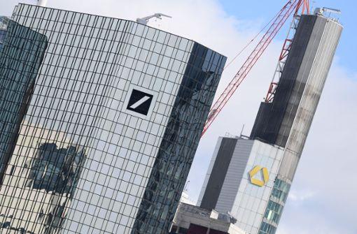 Deutsche Bank und Commerzbank fusionieren nicht