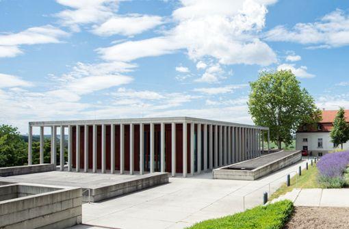 Literaturmuseum der Moderne öffnet