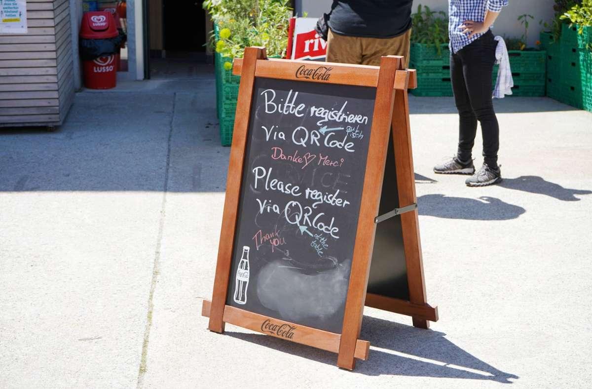 Auch für die Gastronomie sollen Lockerungen kommen (Symbolbild). Foto: imago images/MANUEL GEISSER