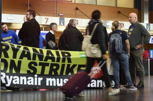 Streiks treffen Tausende Reisende